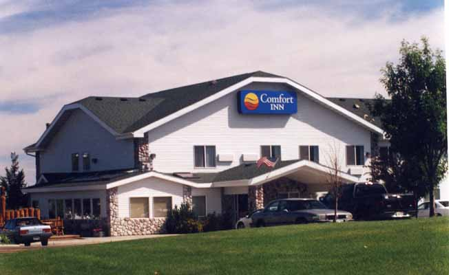Comfort Inn of Red Lodge profile image