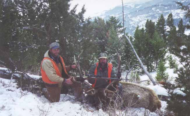 Lost Creek Outfitters & Guide Service profile image