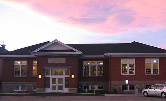 Big Timber Carnegie Public Library profile image