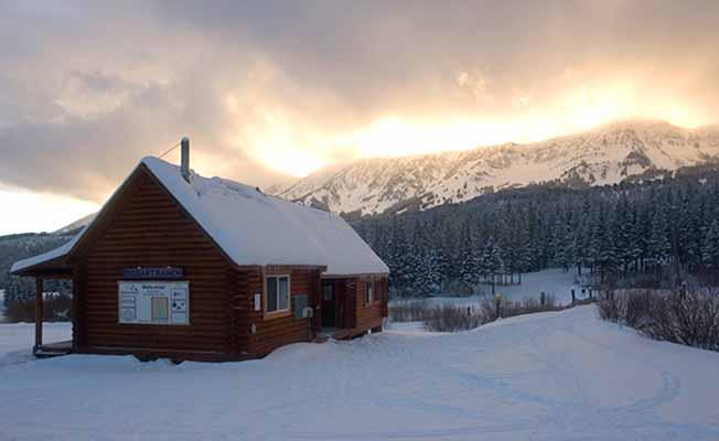 Bohart Ranch Cross Country Ski Center profile image