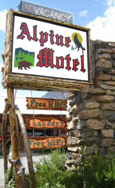 Alpine Motel profile image