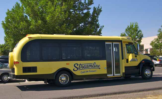 Streamline Bus profile image