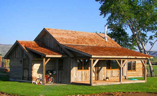 J Bar L Ranch Fishing Cabin profile image