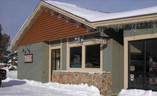 West Yellowstone Public Library profile image