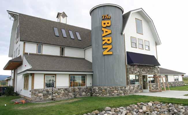 The Barn profile image