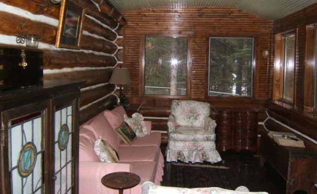 A Great Log Cabin profile image
