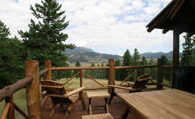 Mountain Home-Montana Vacation Rentals profile image
