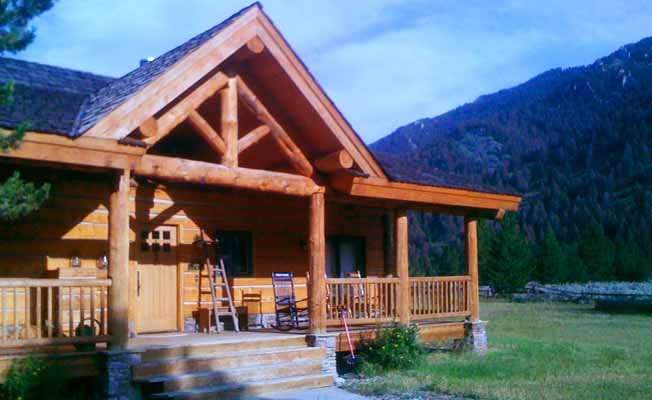 Little Big Sky Guest Cabin profile image