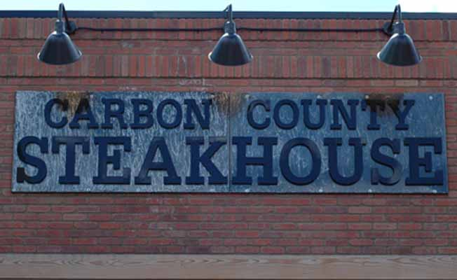 Carbon County Steakhouse profile image