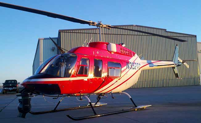 Carisch Helicopters profile image