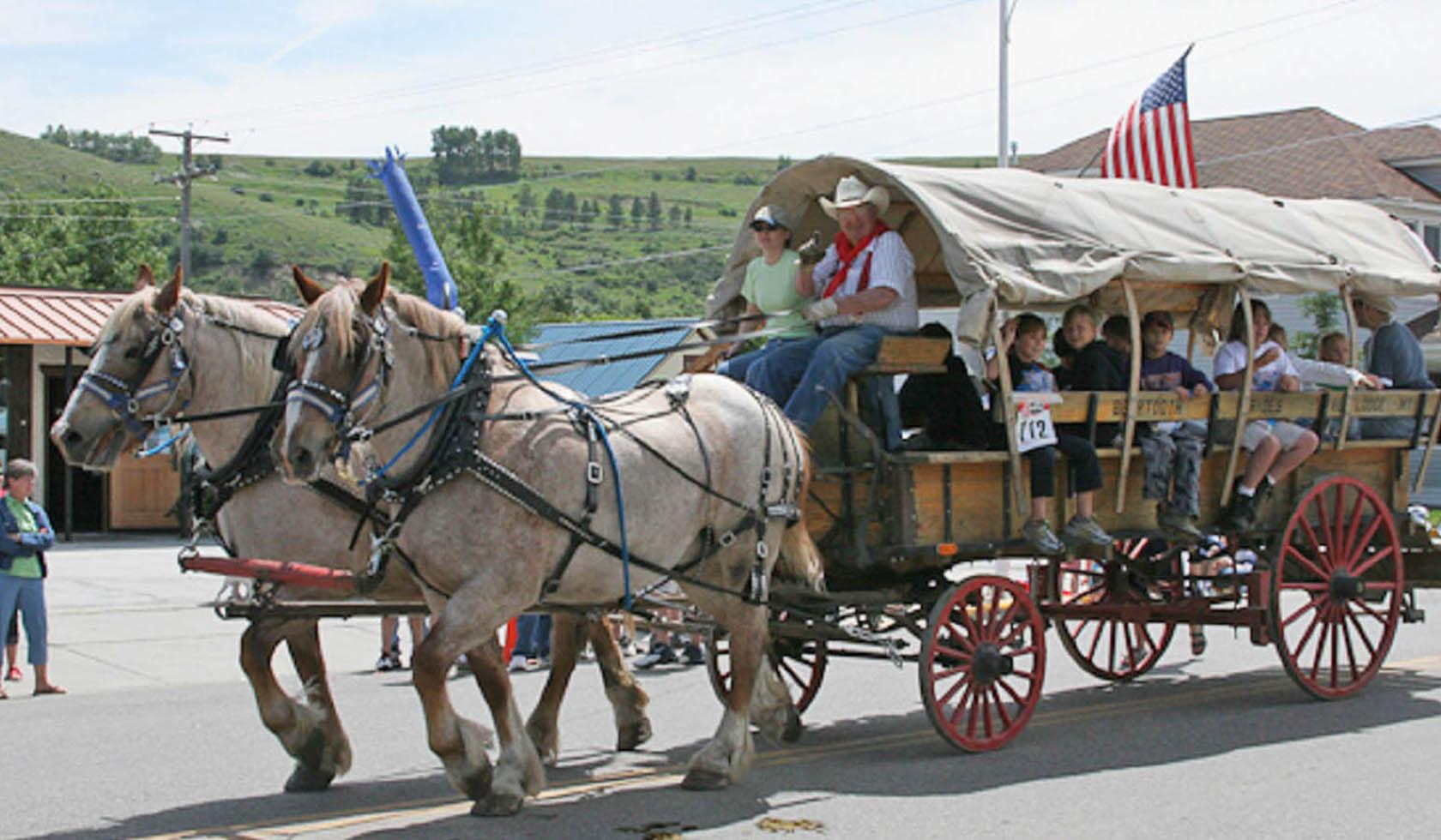 Beartooth Wagon & Sleigh Rides profile image