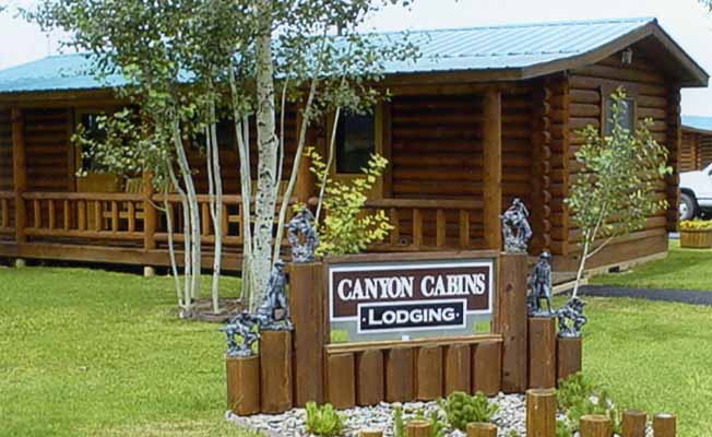 Canyon Cabins profile image