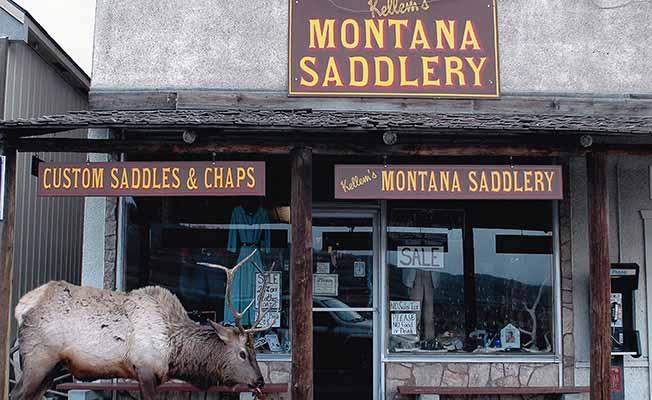Kellem's Montana Saddlery profile image