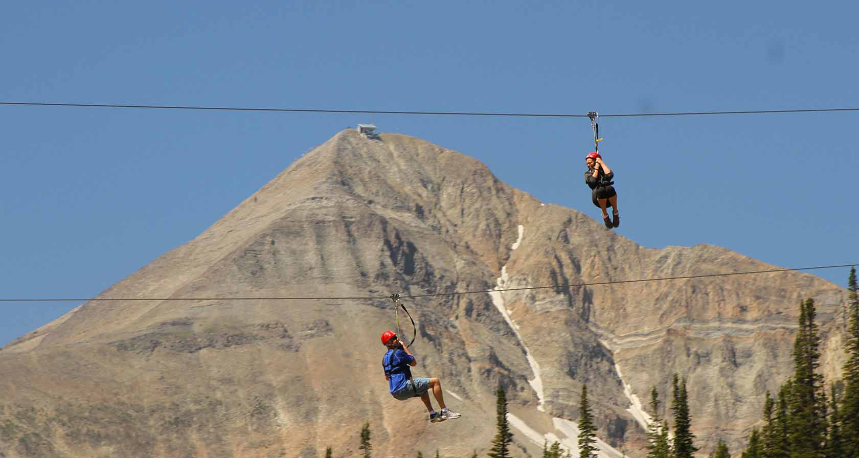 Big Sky Resort Zipline Tours profile image