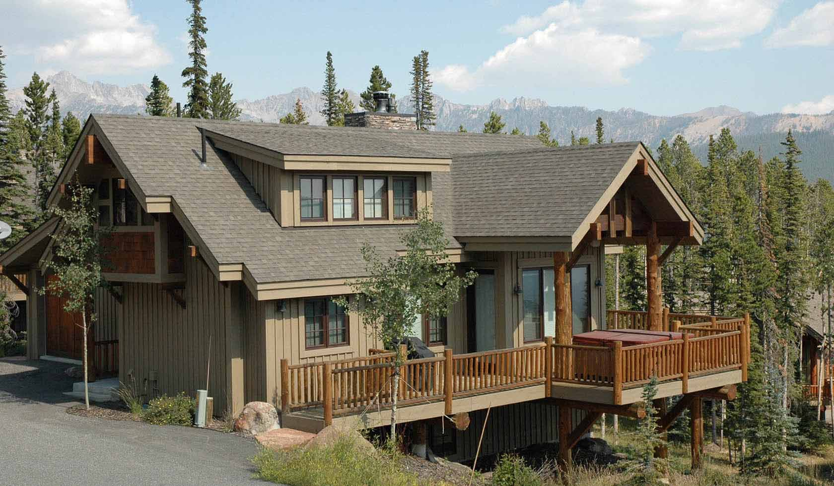 Moonlight Mountain Home 7 Shadow Ridge profile image