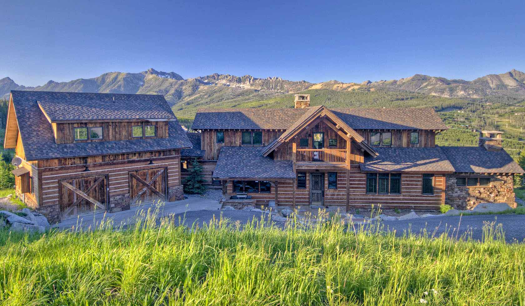 Big Sky Luxury Rentals by Natural Retreats profile image
