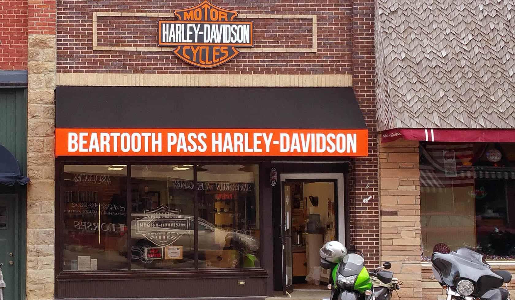 Beartooth Pass Harley-Davidson profile image