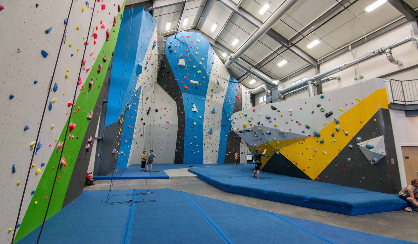 Spire Climbing Center profile image