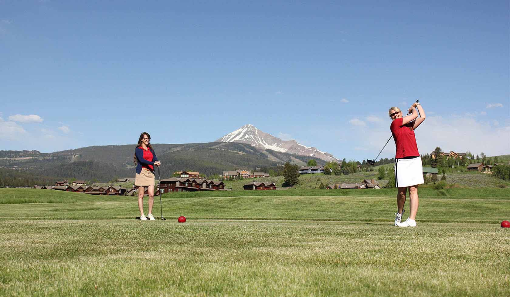 Big Sky Resort Golf Course profile image
