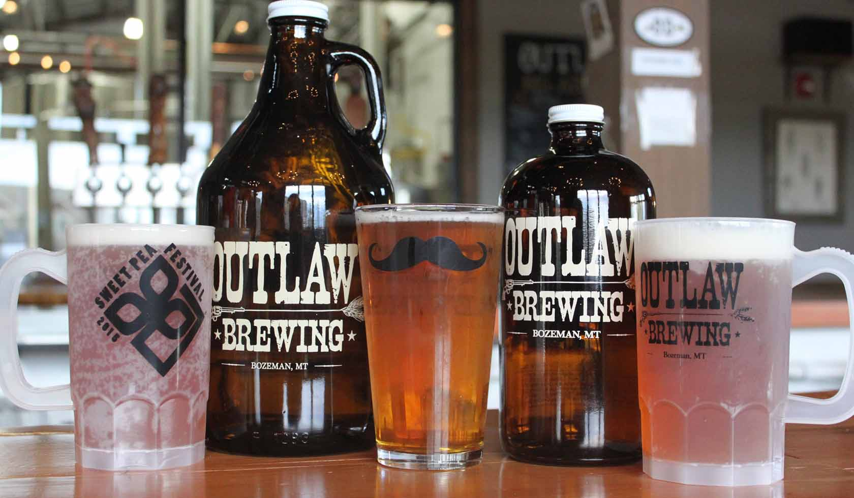 Outlaw Brewing profile image