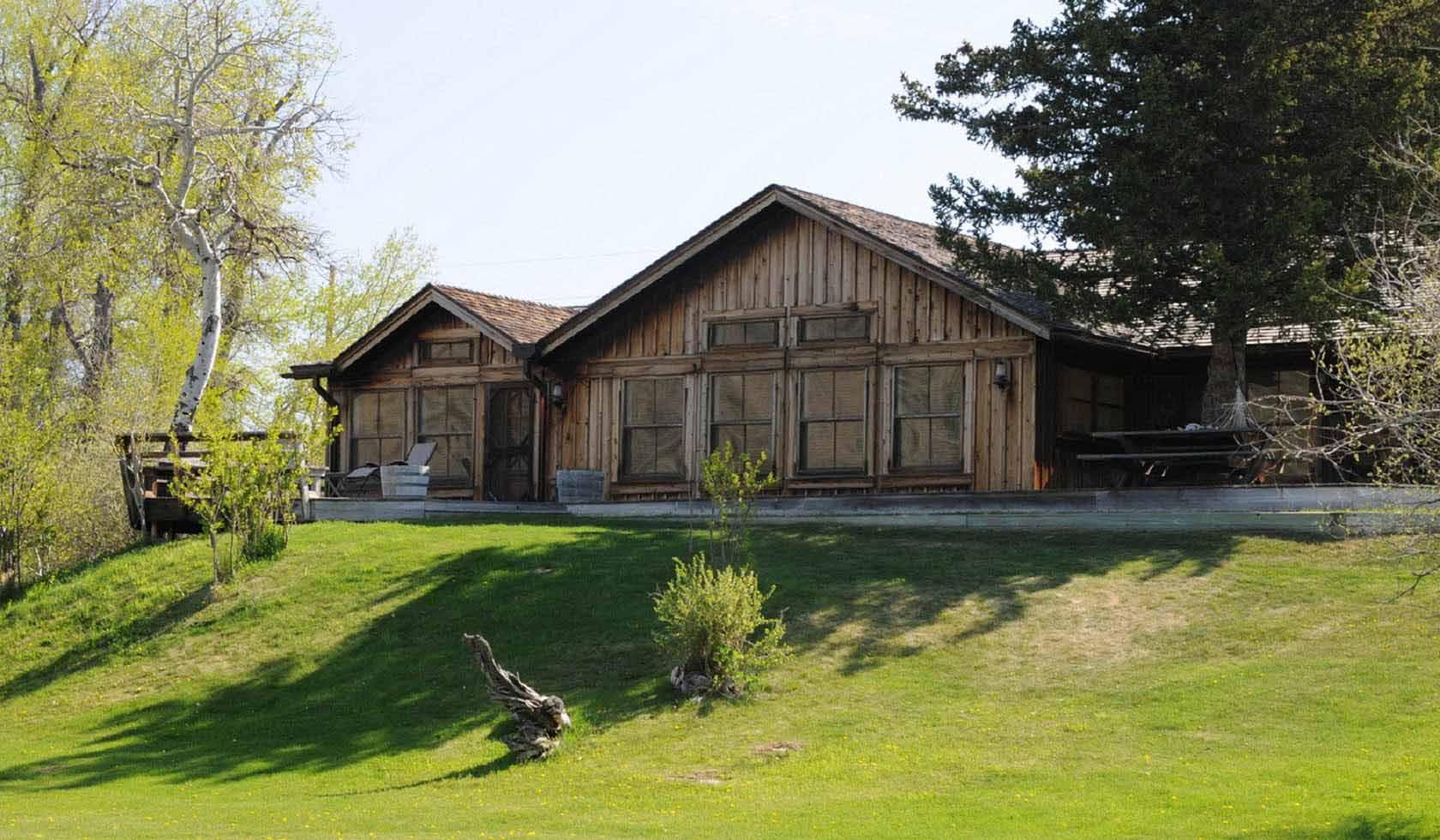 Boulder River Cabin profile image