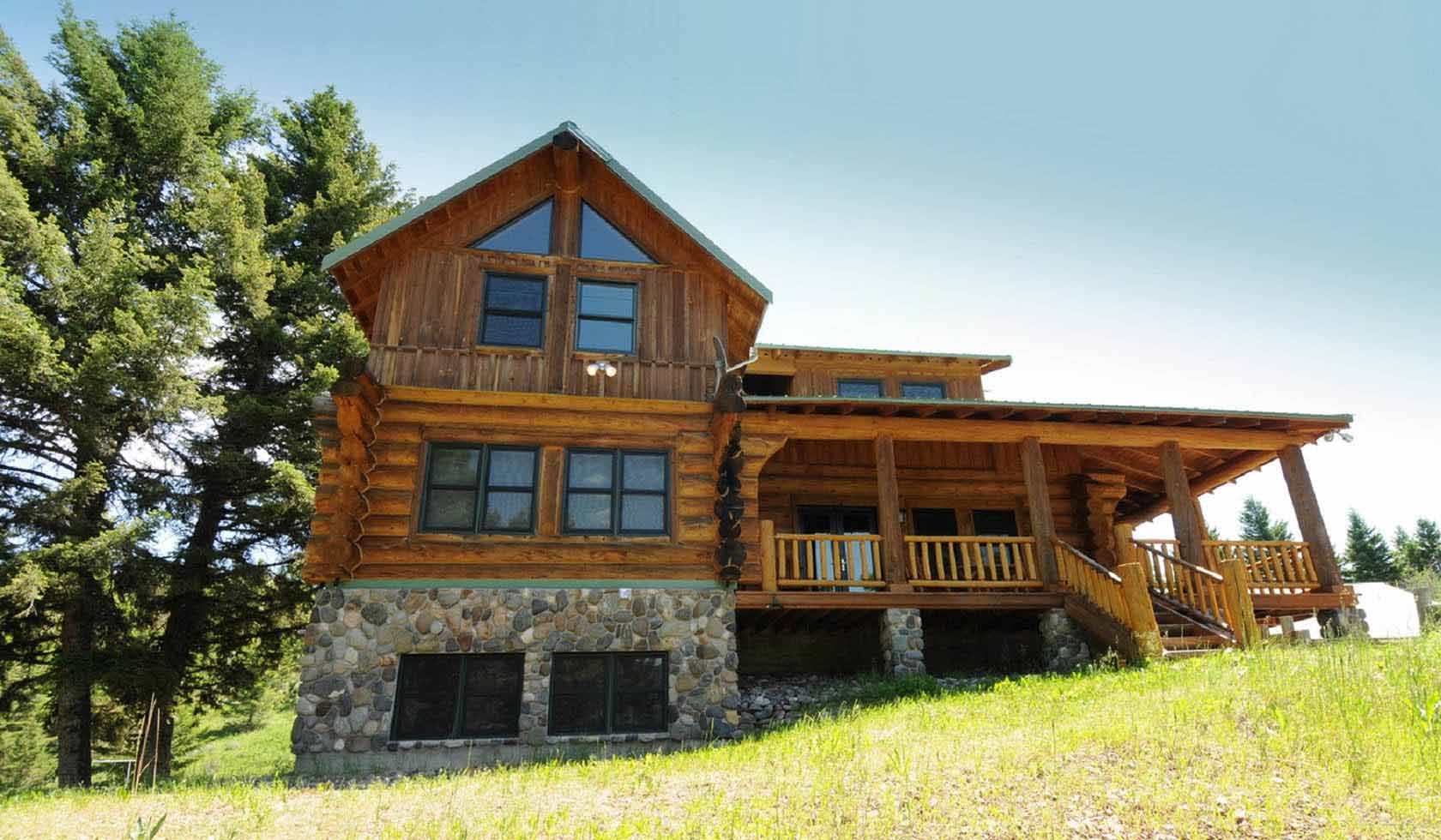 Hyalite Creek Cabin profile image