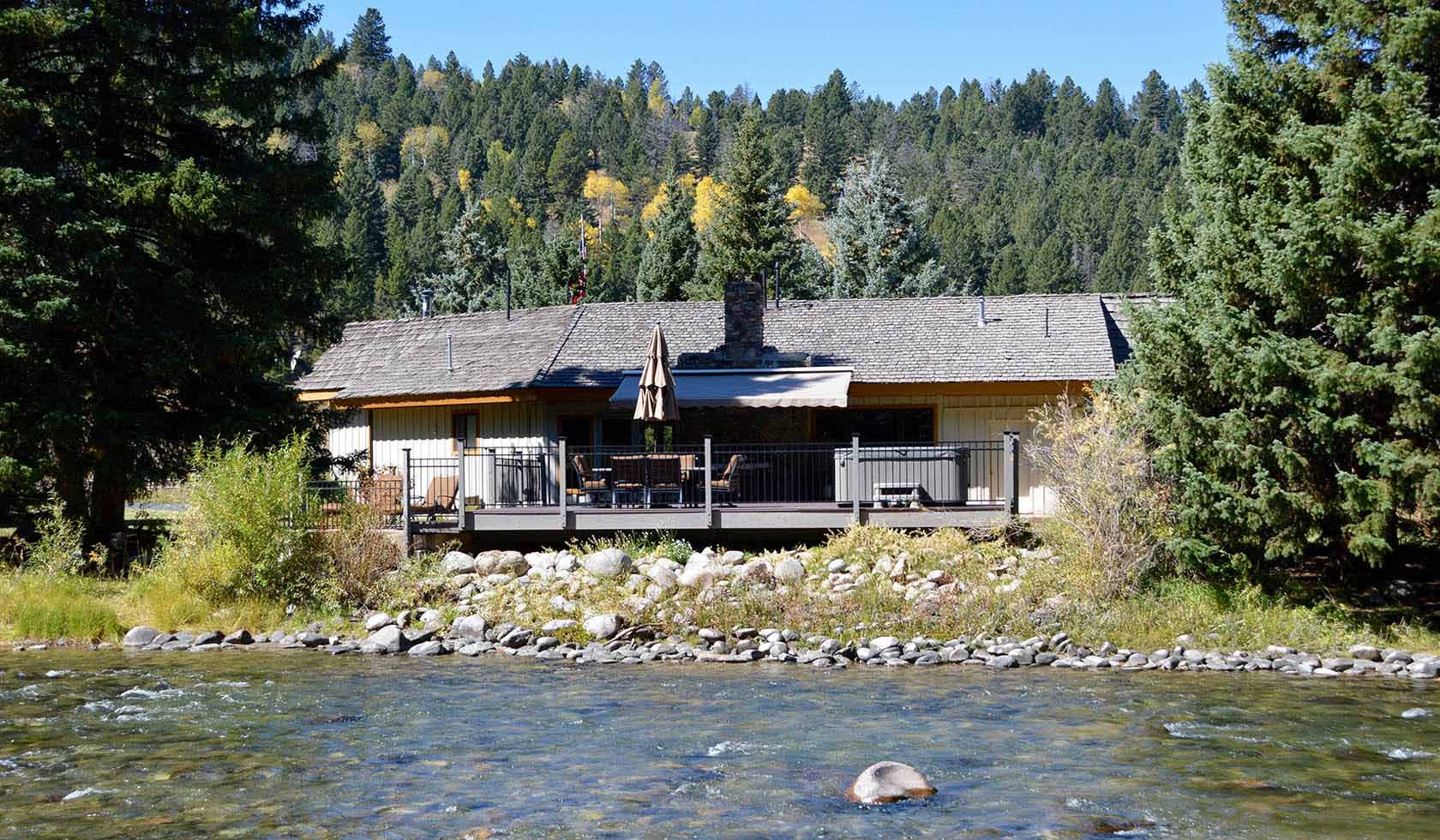 O'Neill Guesthouse on the Beautiful Gallatin River profile image