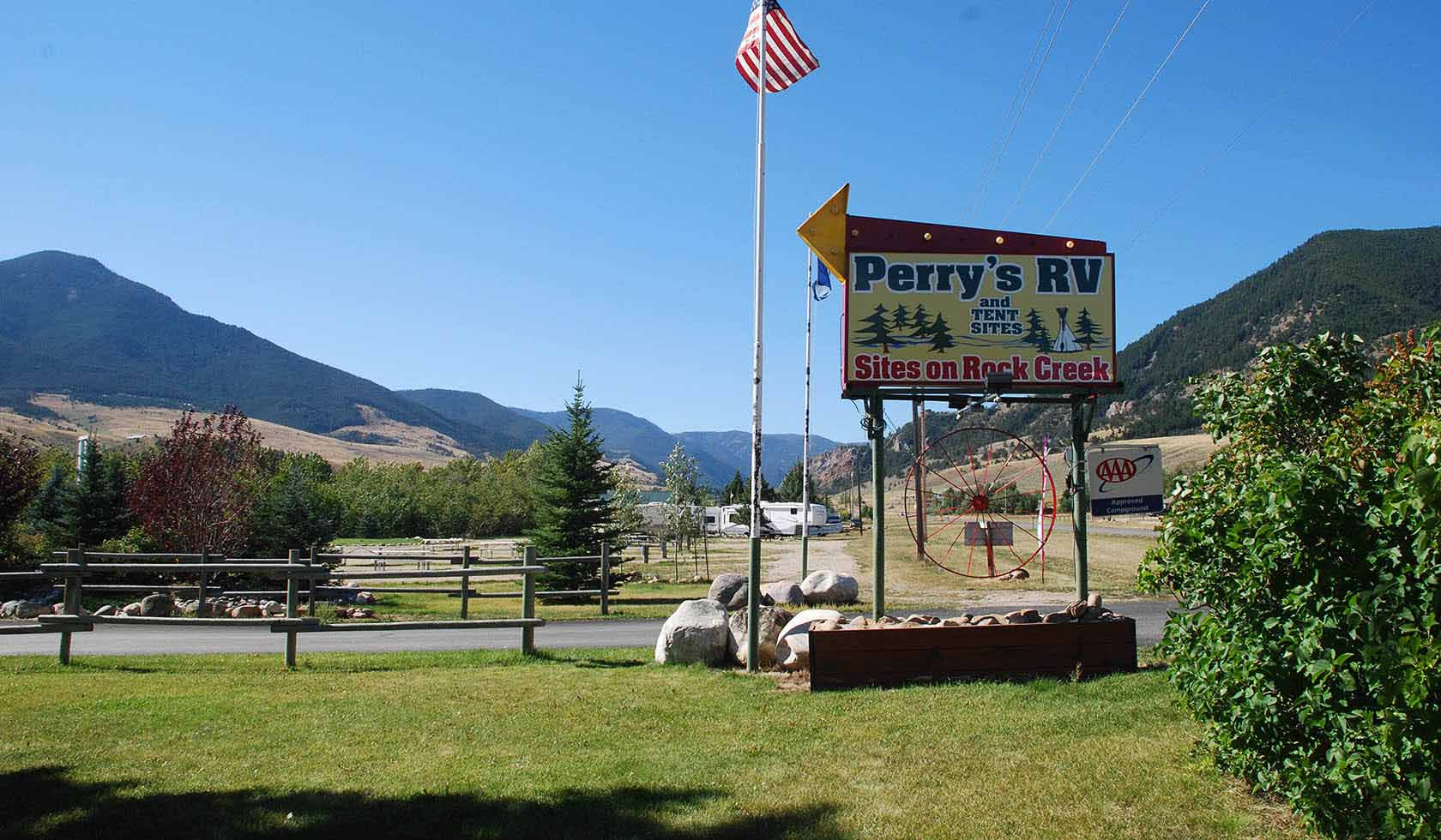 Perry's RV Park and Campground profile image