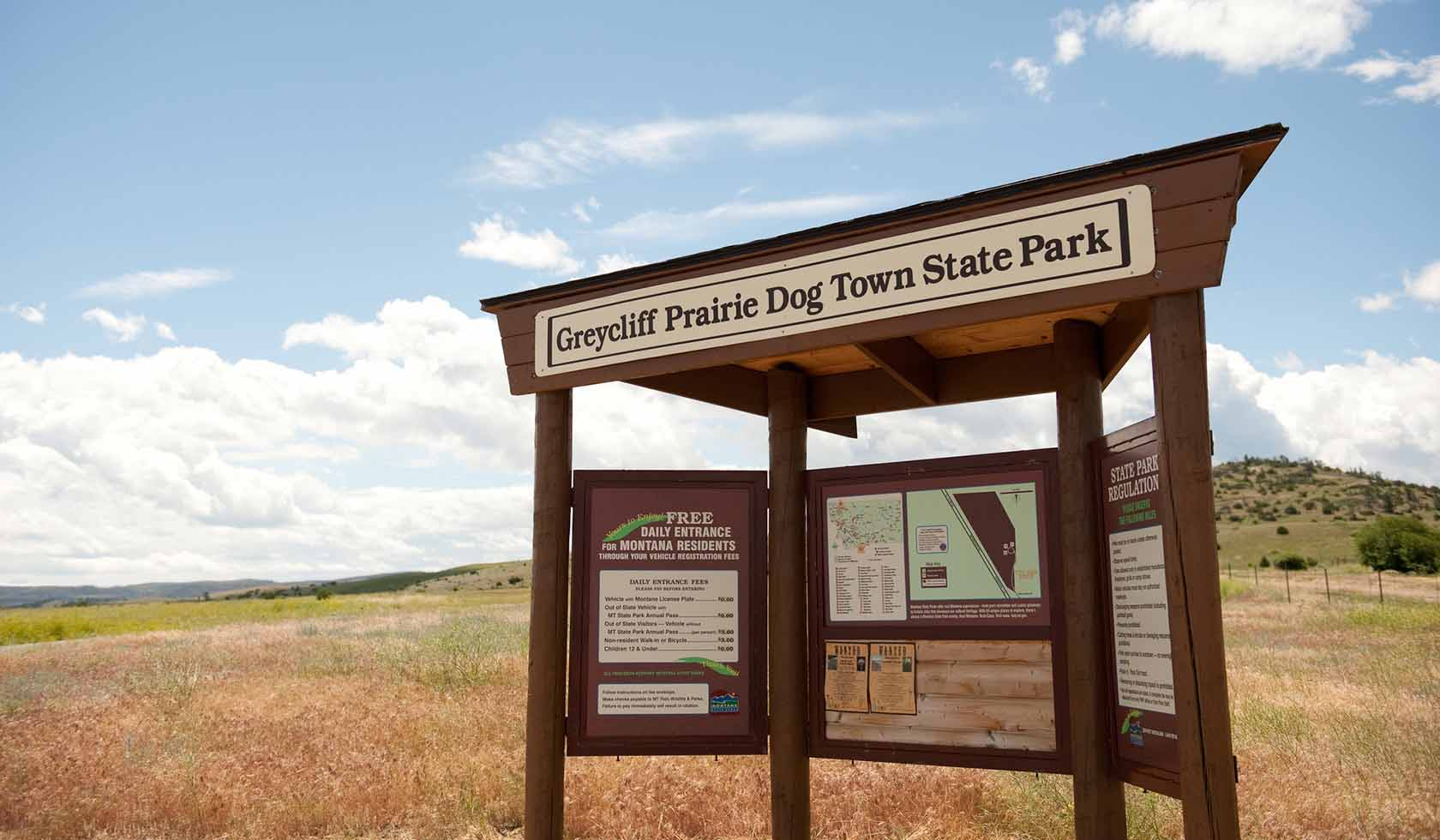 Greycliff prairie dog town state park - Towne place at garden state park ...