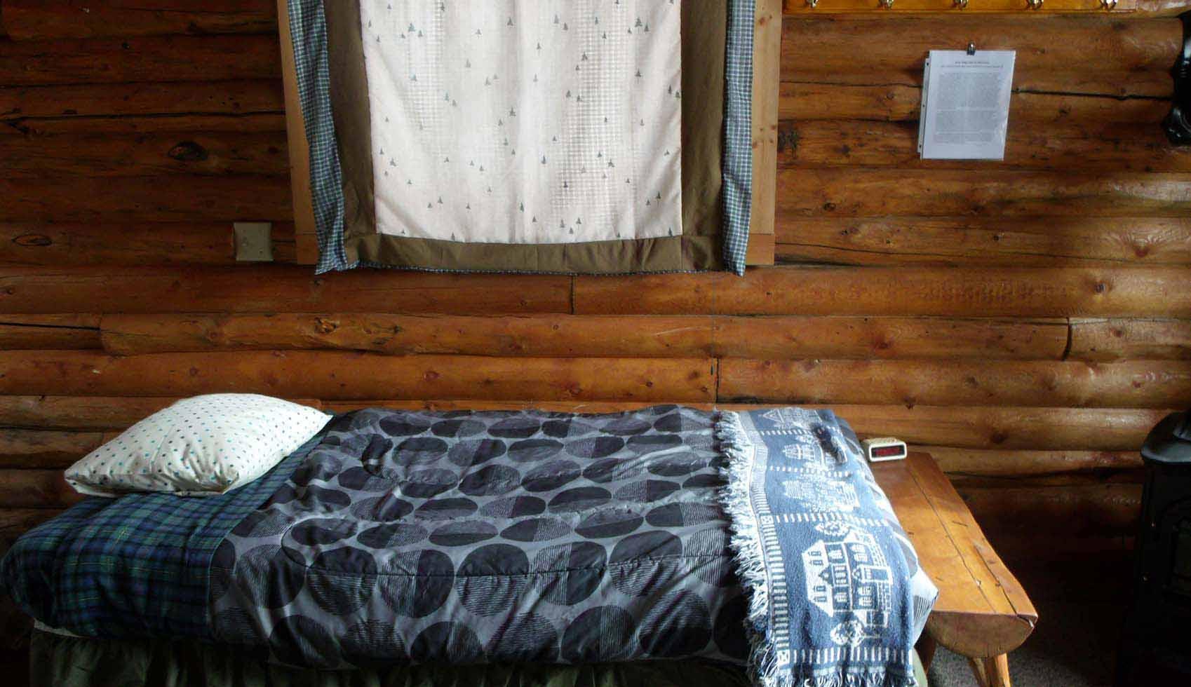 Rusty Hinge Cabin profile image