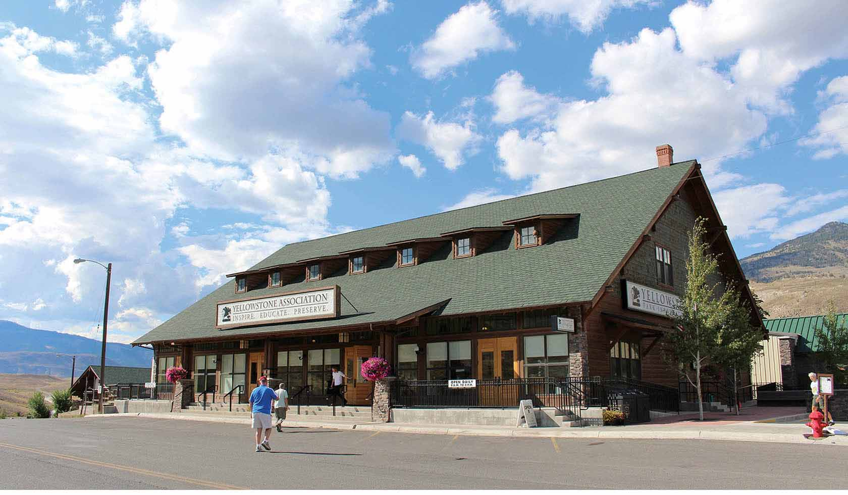 Yellowstone Association profile image