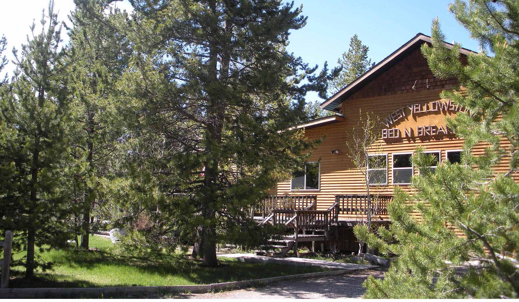 West Yellowstone Bed & Breakfast profile image