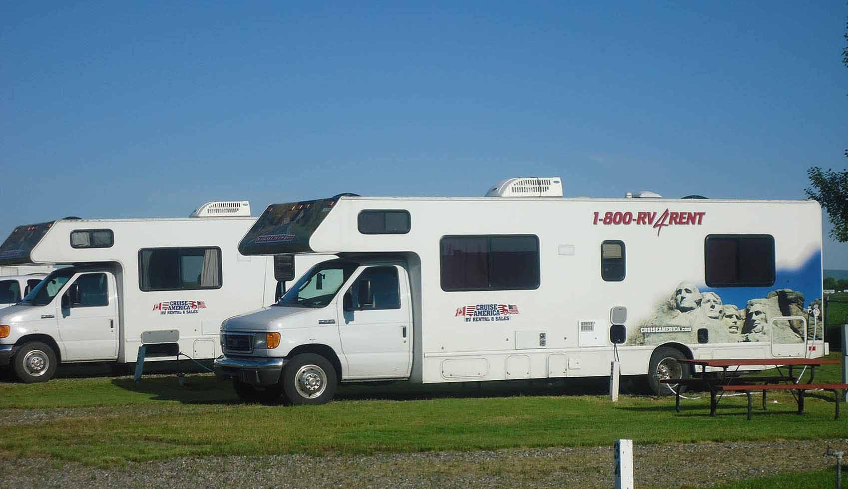 Camping Visit Southeast Montana