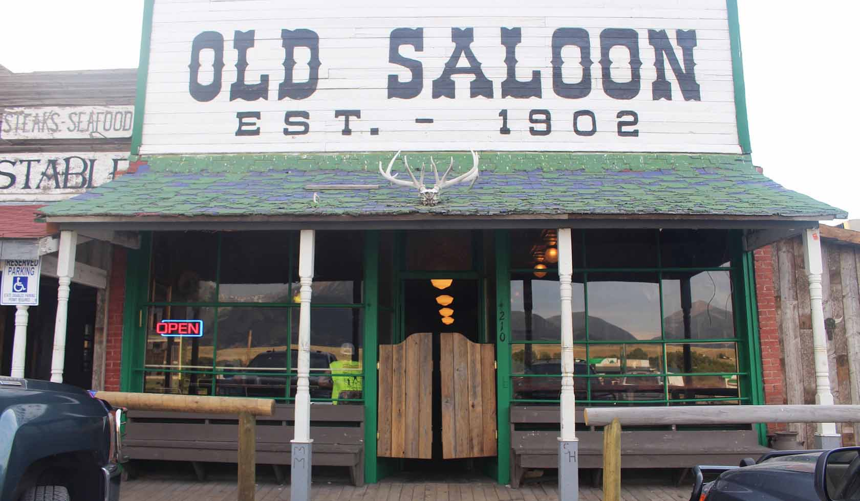 The Old Saloon profile image