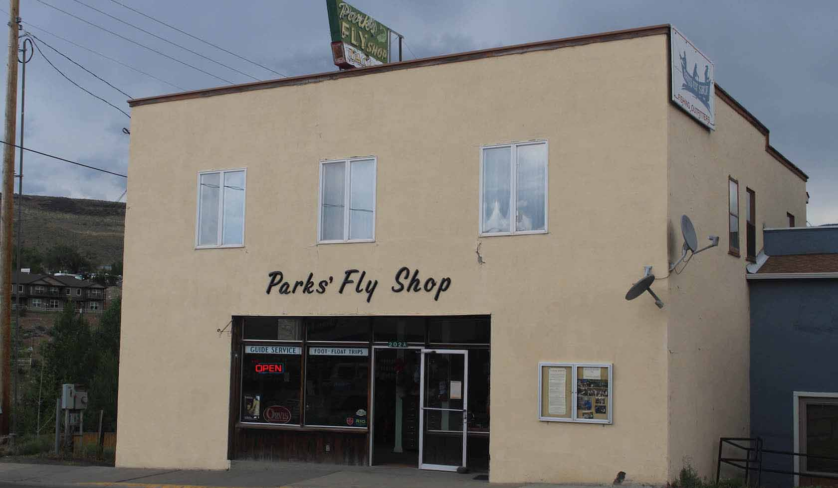 Parks' Fly Shop profile image