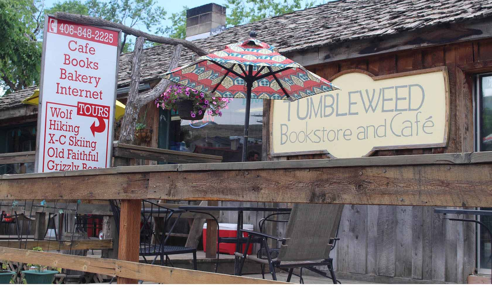 Tumbleweed Bookstore and Cafe profile image