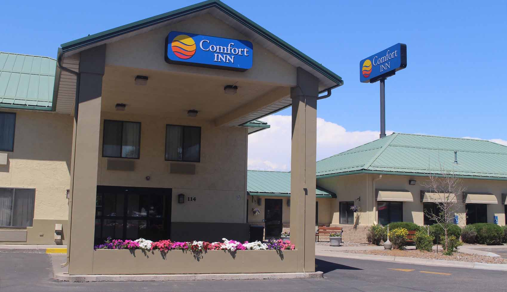 Livingston Comfort Inn profile image
