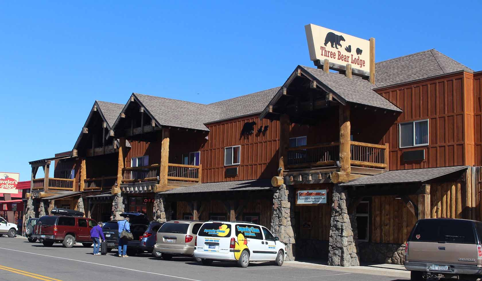 Three Bear Lodge and Restaurant profile image