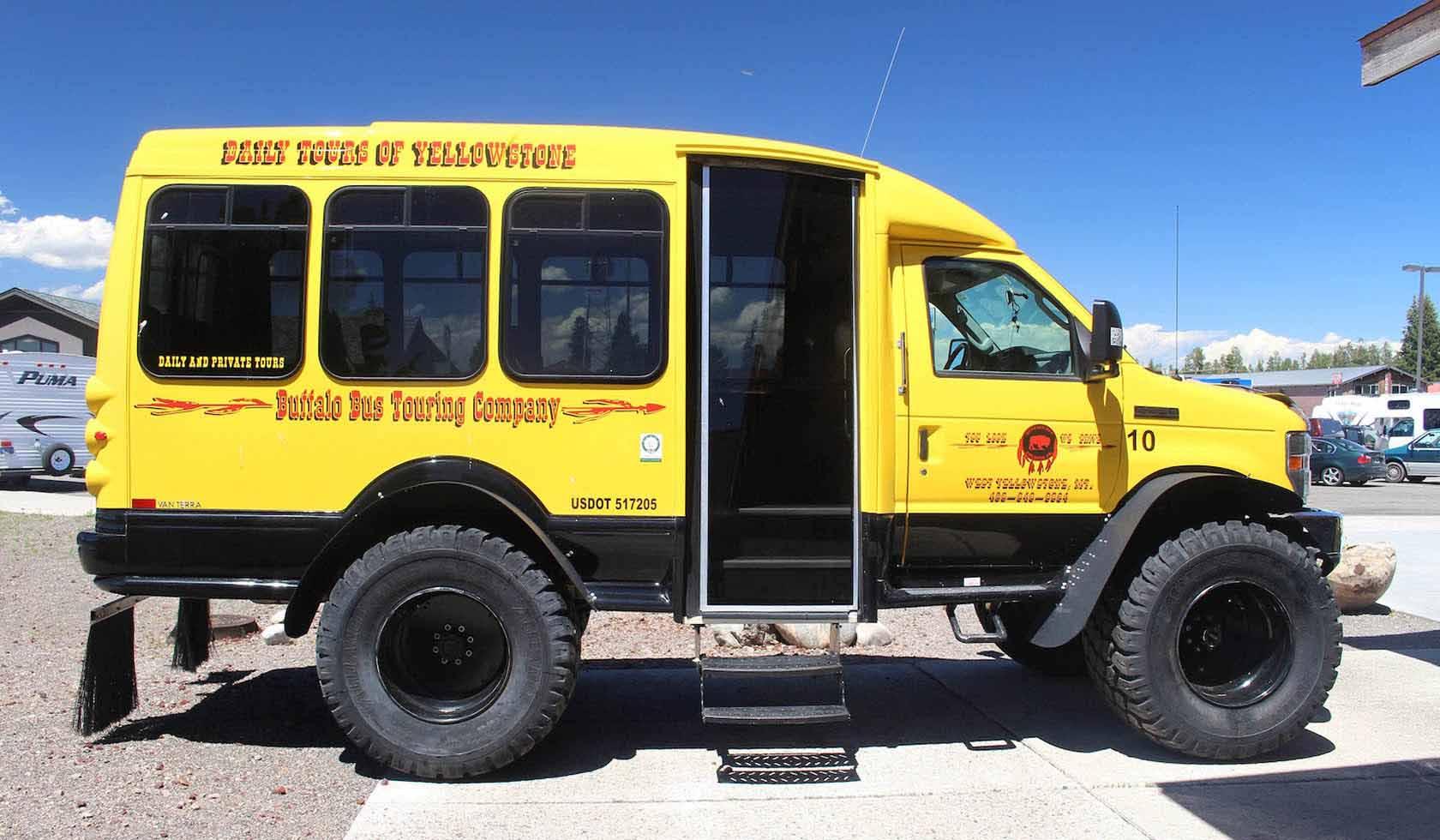 Buffalo Bus Touring Company profile image