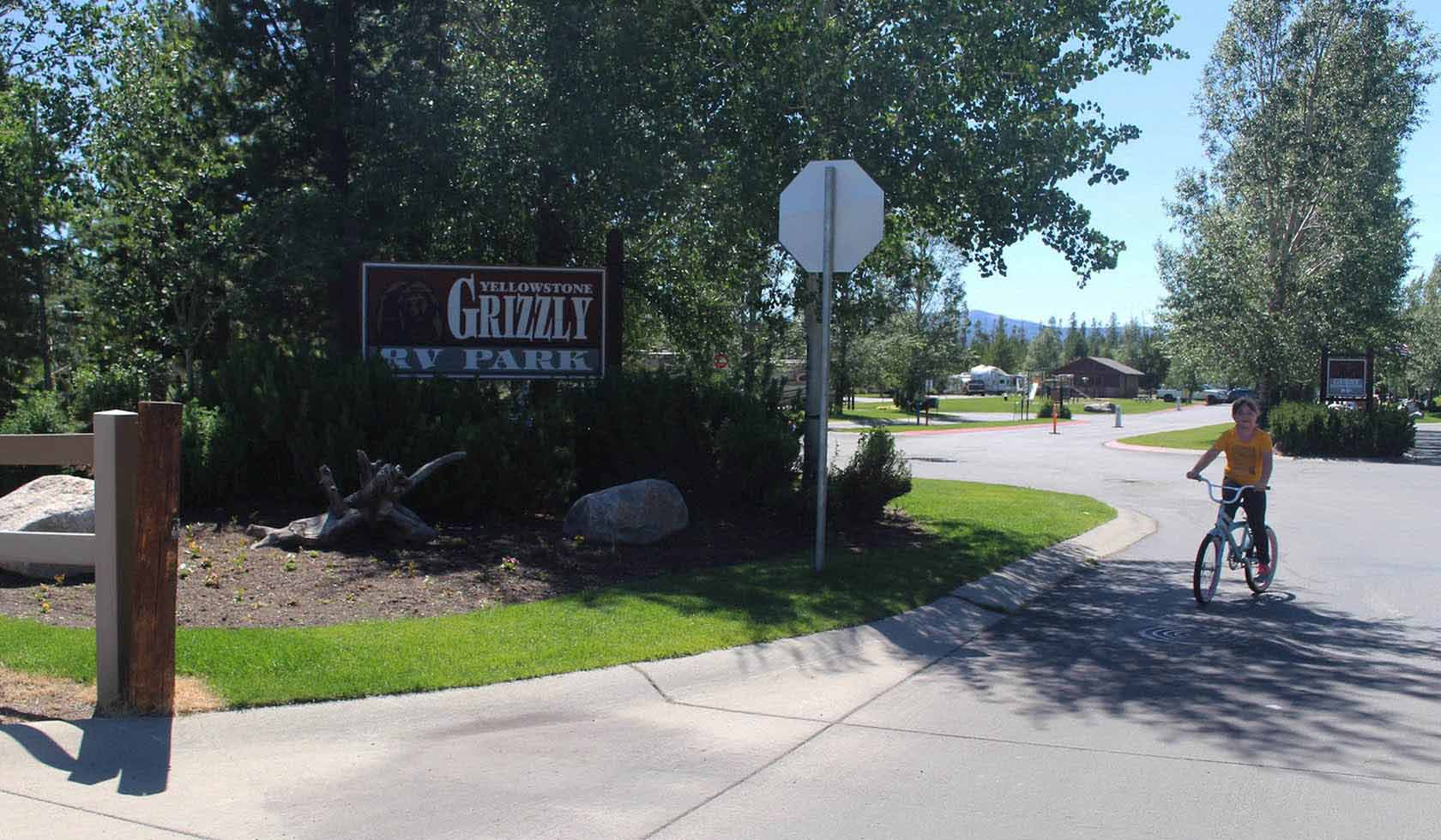 Yellowstone Grizzly RV Park profile image
