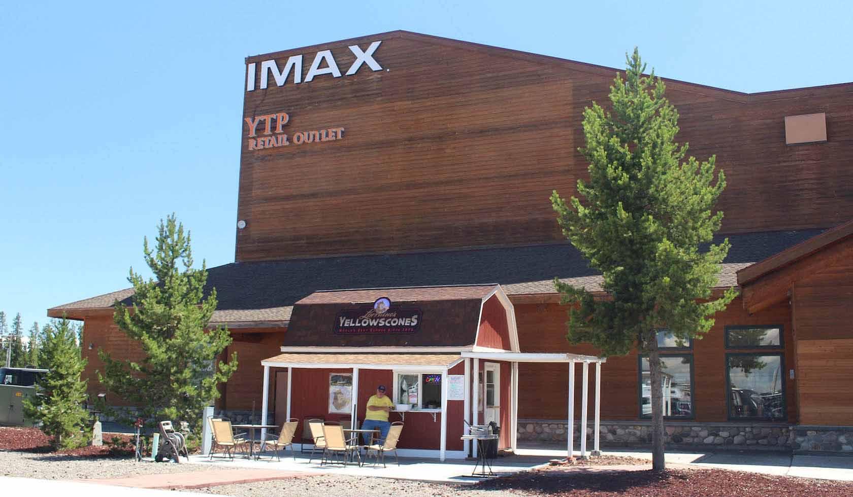 Yellowstone IMAX Theatre profile image
