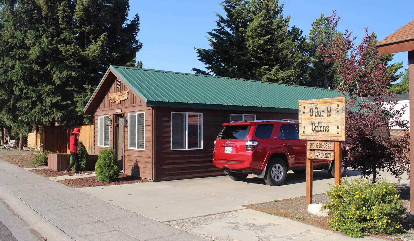 9-W Cabins profile image