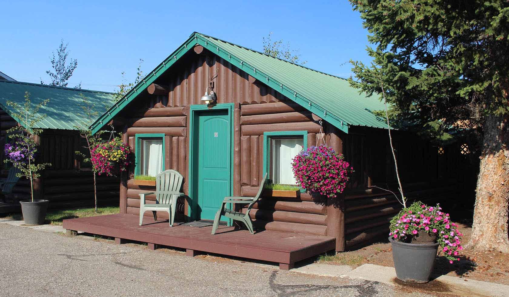 Moose Creek Cabins profile image