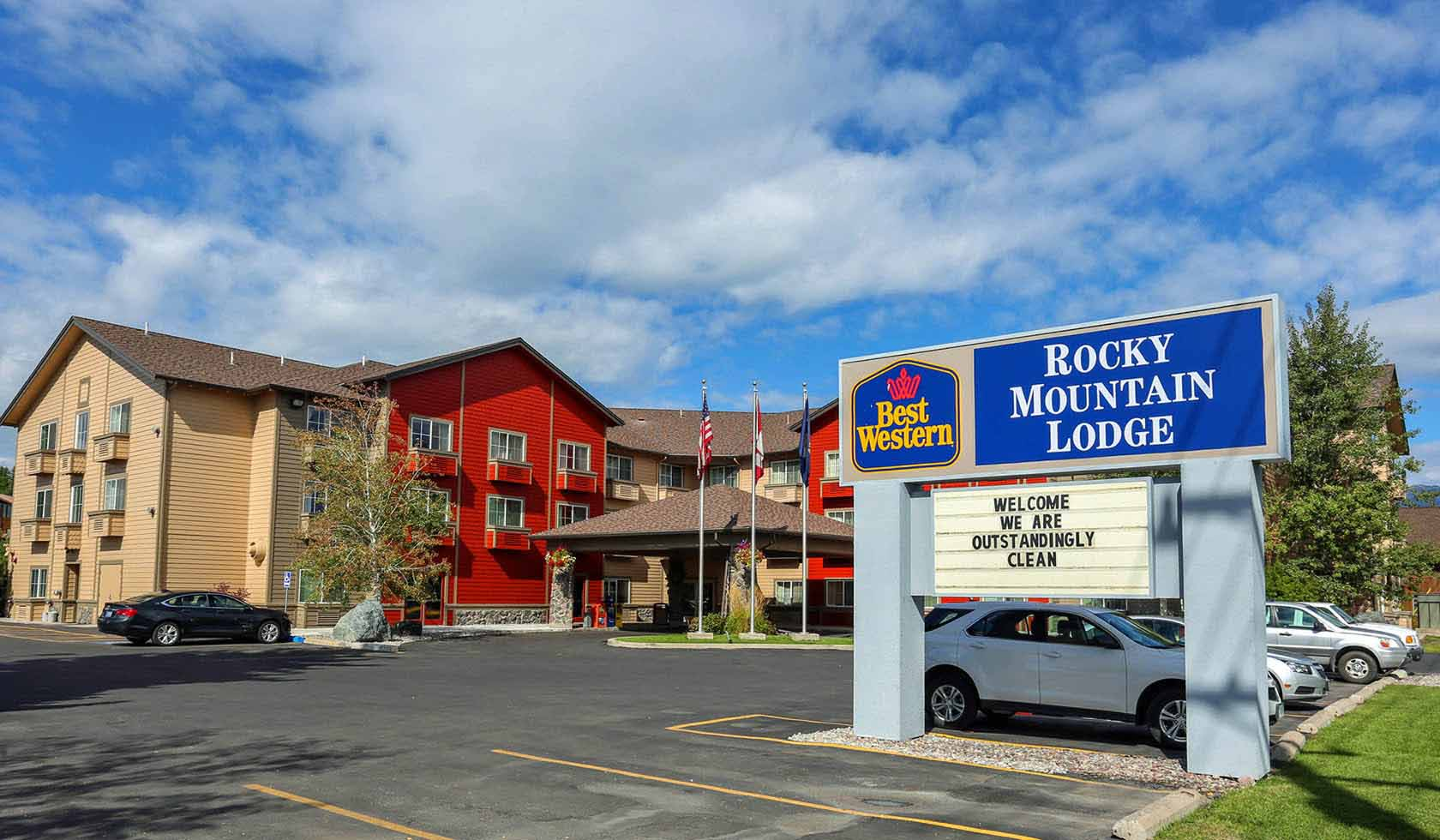 Best Western Rocky Mountain Lodge profile image