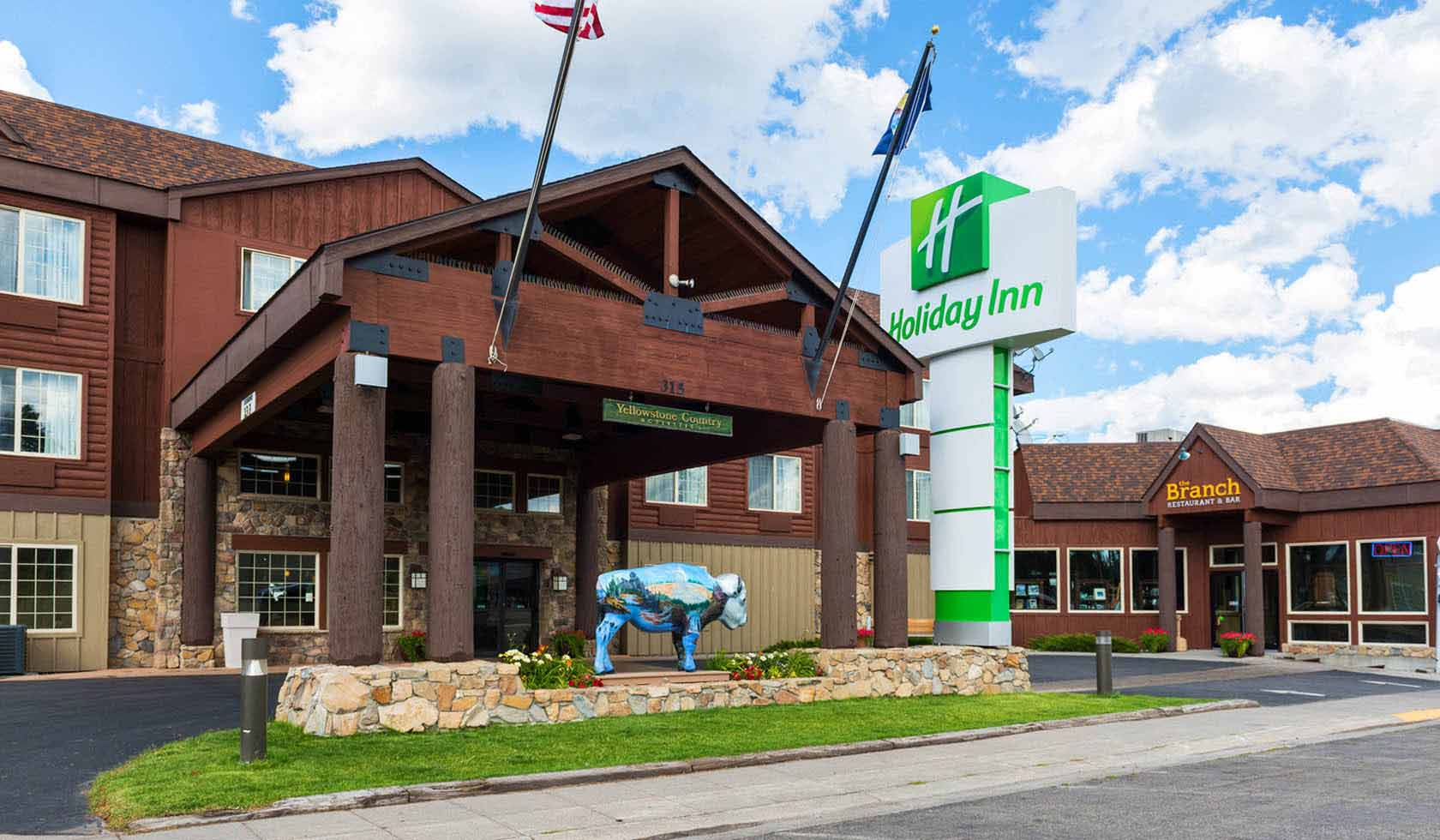 Holiday Inn West Yellowstone profile image
