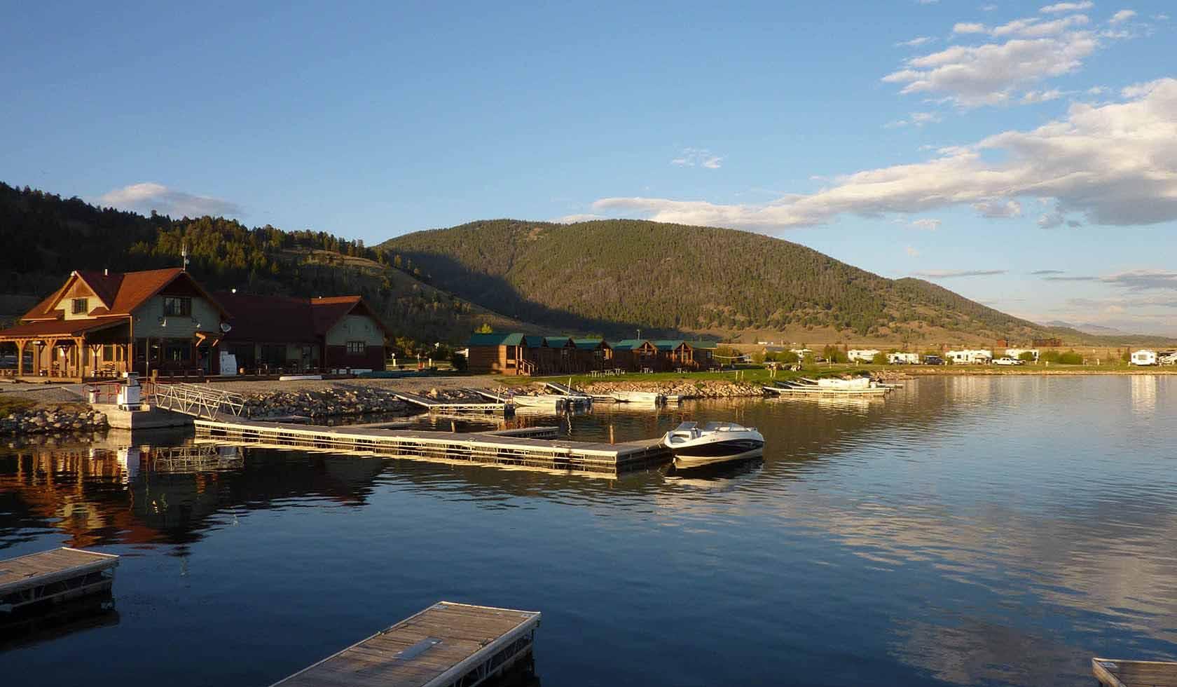 Marina at Yellowstone Holiday profile image