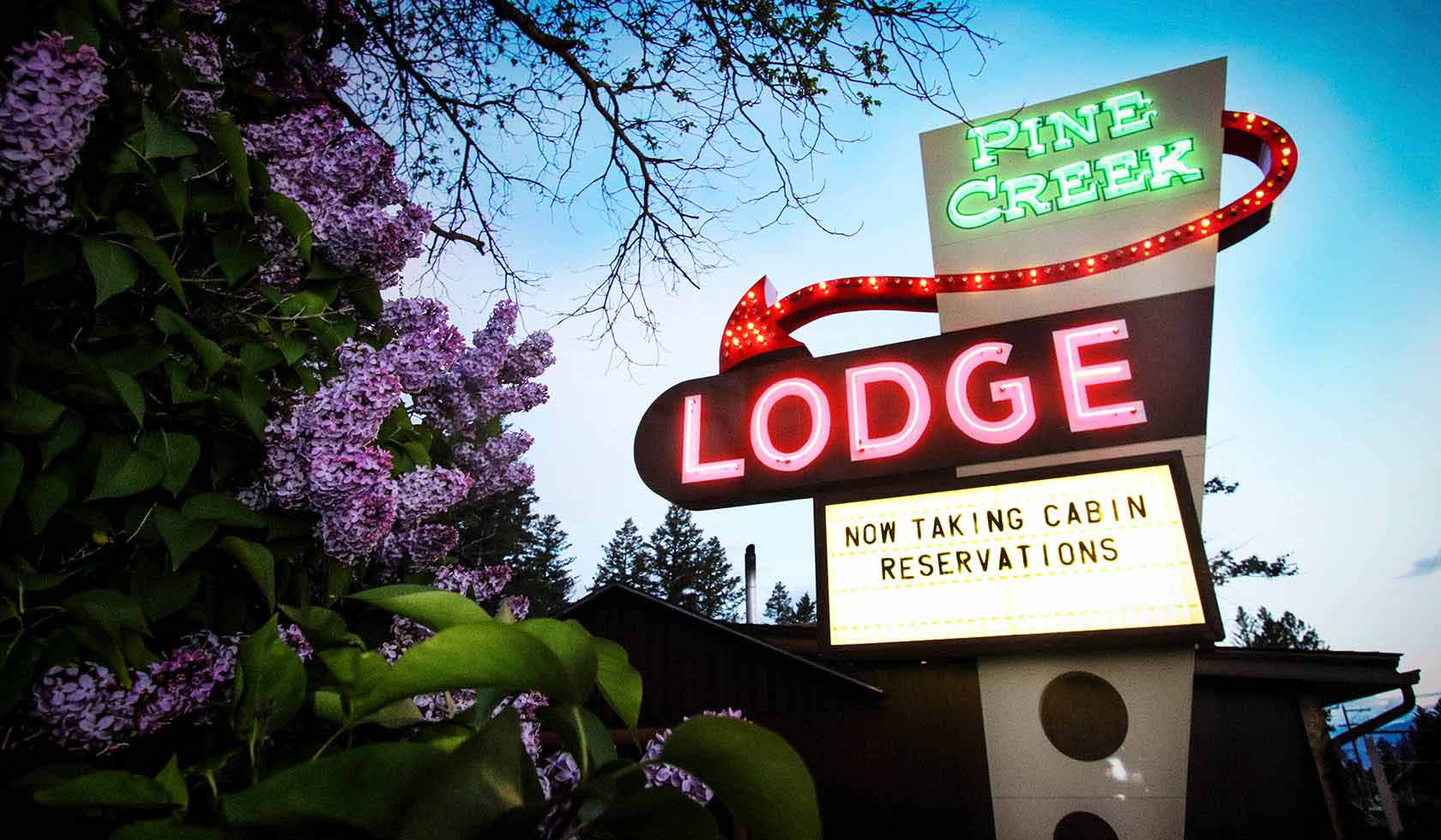 Pine Creek Lodge profile image