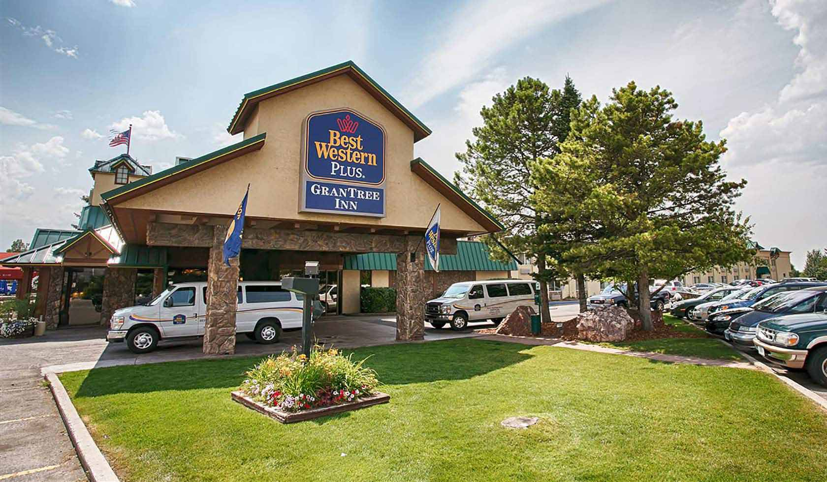 Best Western GranTree Inn profile image