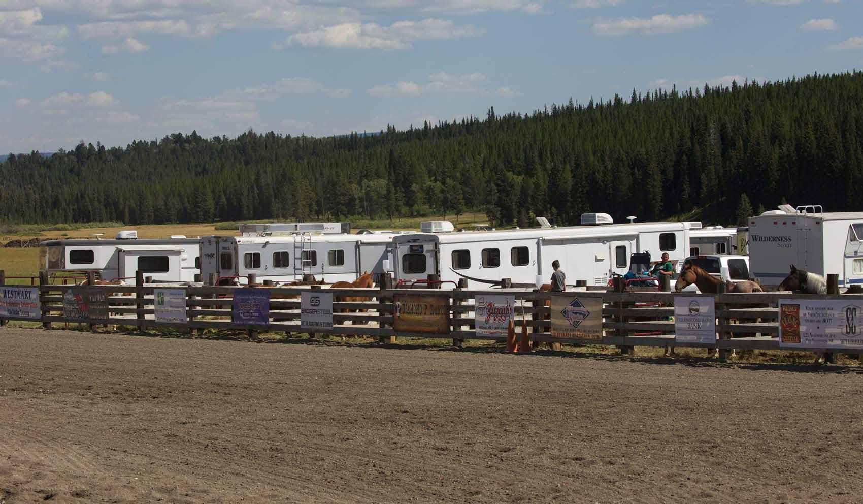 Horse Motel at The Diamond P Ranch profile image