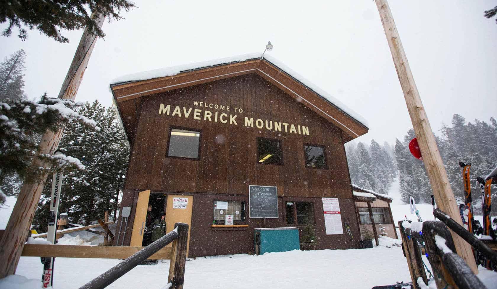 Maverick Mountain